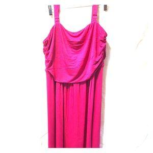 Pretty in Pink Maxi